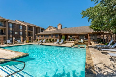 The Arbors of Euless|Swimming Pool