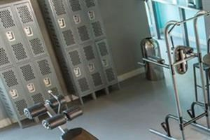 The Residence at North Dallas Apartments Dallas, TX Strength and Cardio Studio