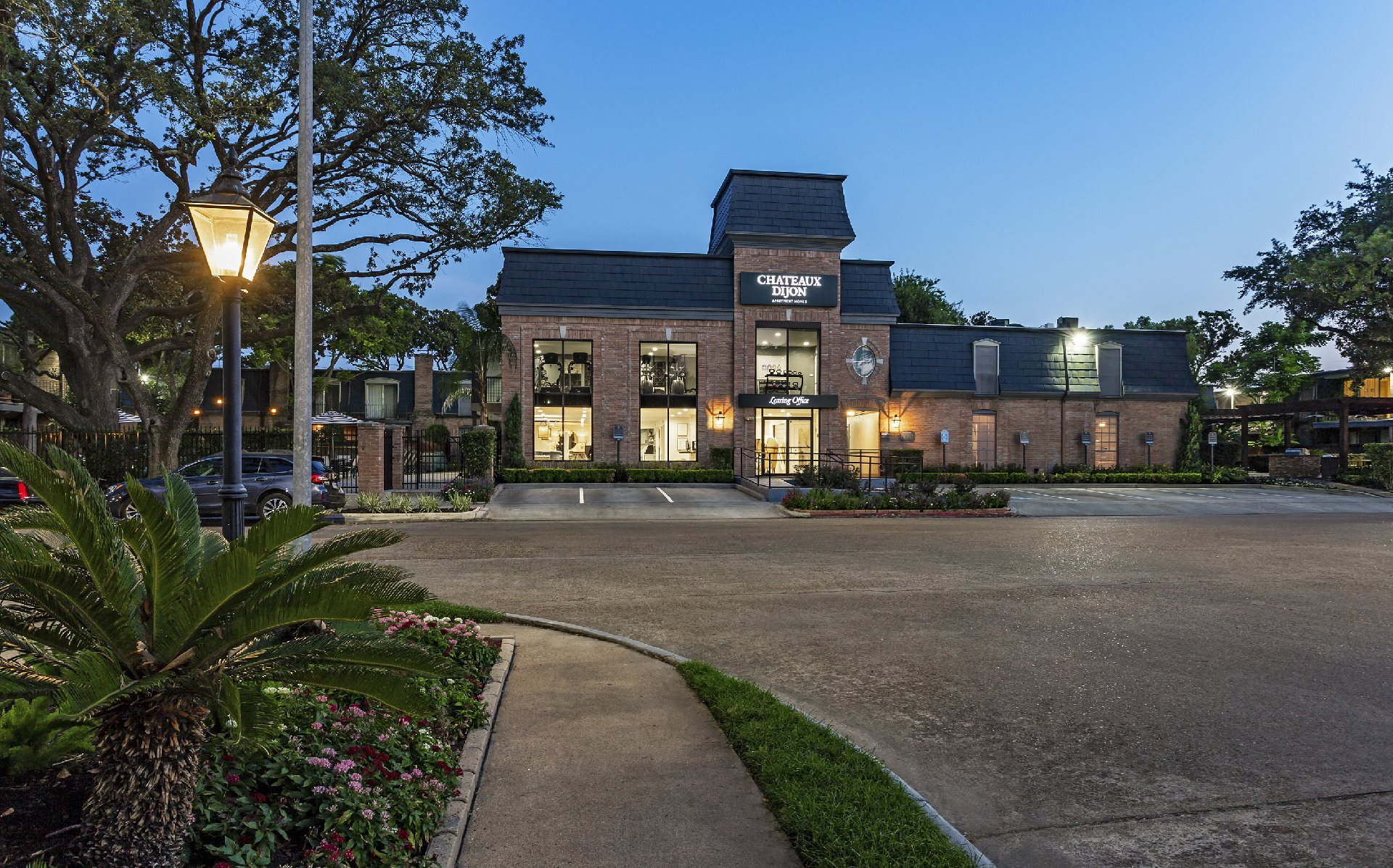 Apartments West Houston | Chateaux Dijon Apartments