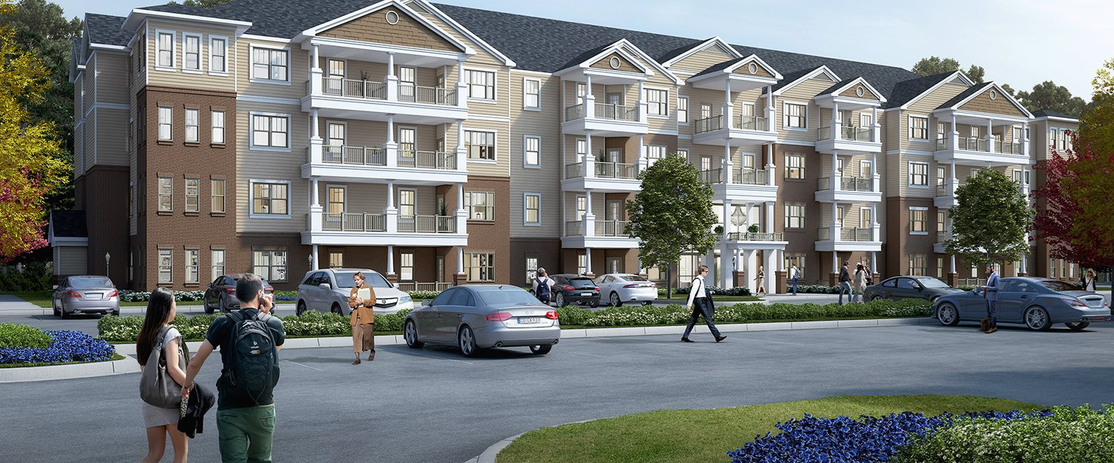 Apartments Available In Most Desirable Location of City at Abberly Avera Apartment Homes, Manassas, Virginia