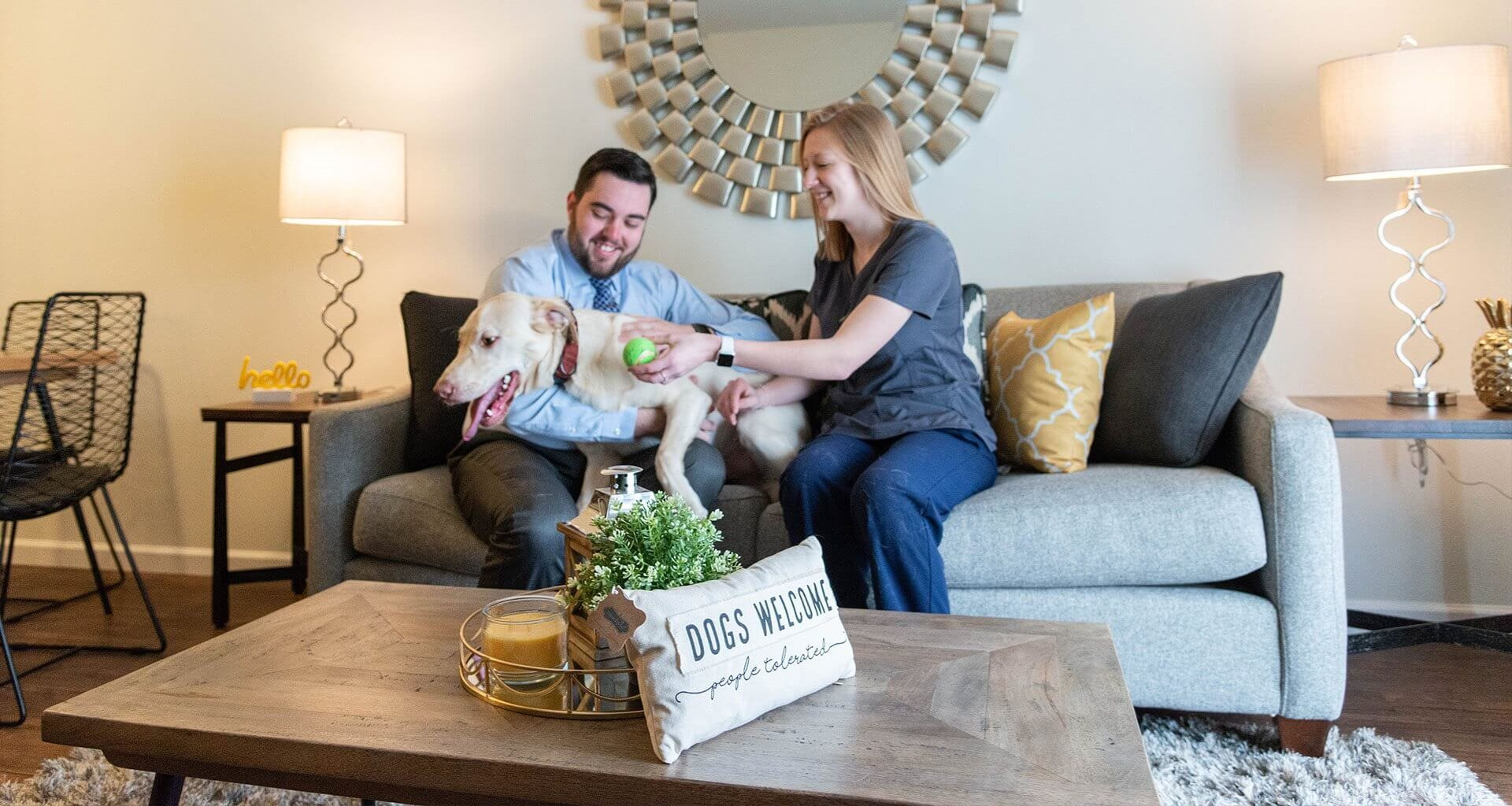 Pet Friendly Property at Deerfield Place Luxury Apartments, Utica, New York