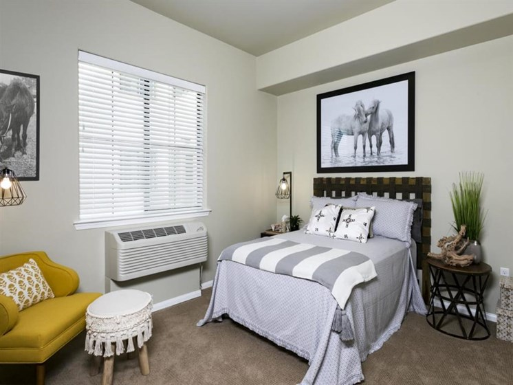 Beautiful Bright Bedroom With Wide Windows at The Oaks at Nipomo, Nipomo, CA