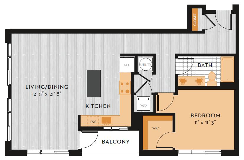 A6 Floor Plan 9