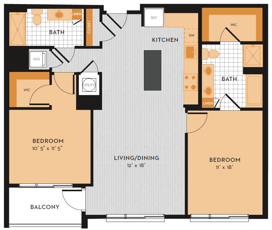 B1G Floor Plan 10