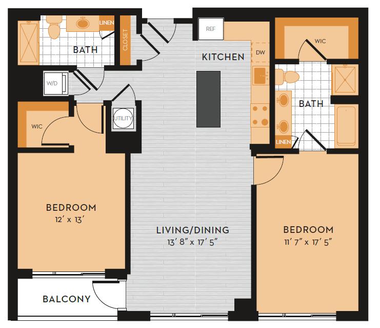B2G Floor Plan 11