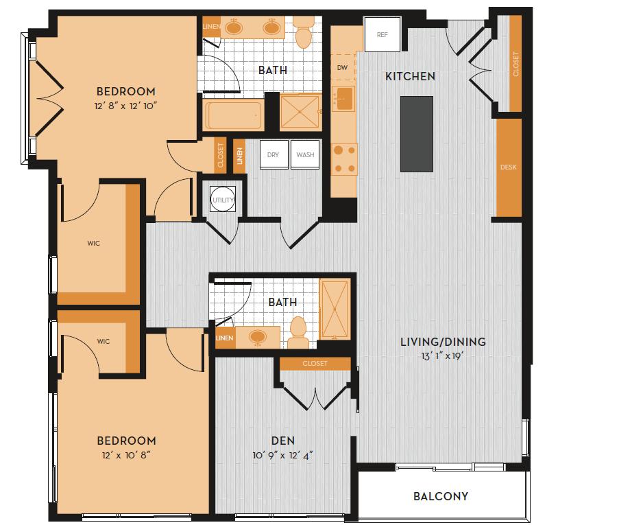 BD3 Floor Plan 12