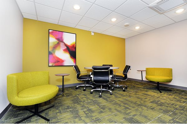 Study and Work Space at Spectrum Apartments Townhomes Minneapolis