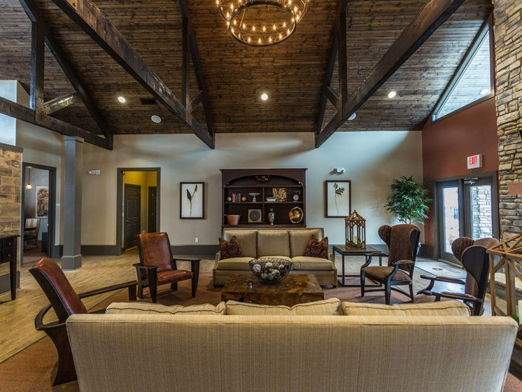 Lavish Clubhouse at Copperfield Apartments, Smyrna, TN, 37167