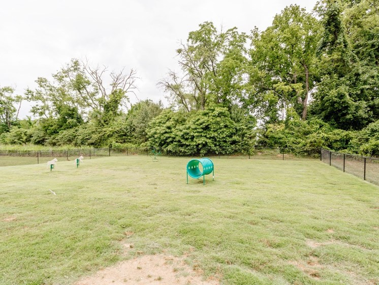 Bark Park For Your Pet at Copperfield Apartments, Smyrna, 37167