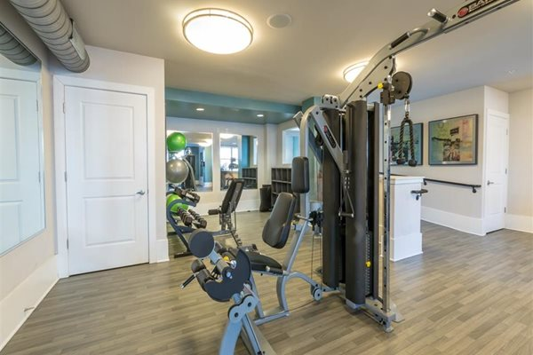 Fitness Center at Marquee Station, Fuquay-Varina, 27526