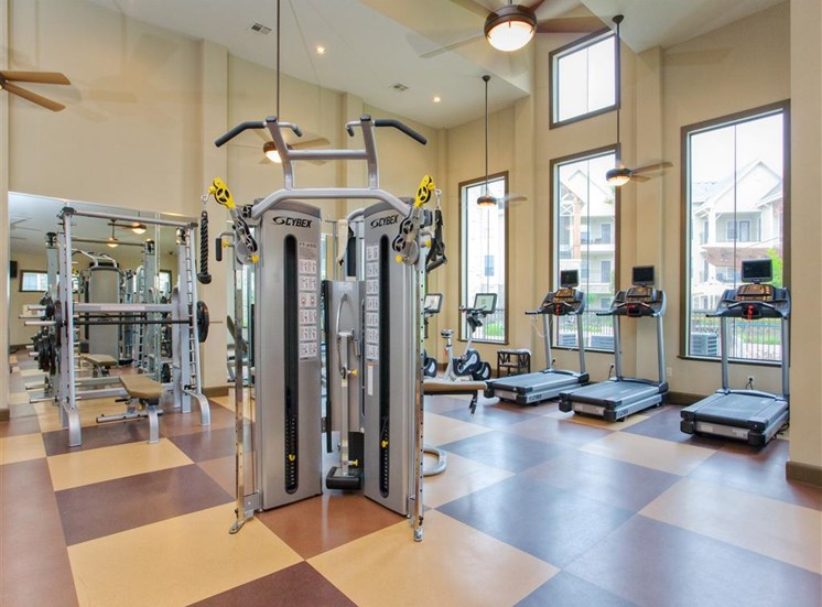 High Endurance Fitness Center at Yorktown Crossing, Texas, 77084