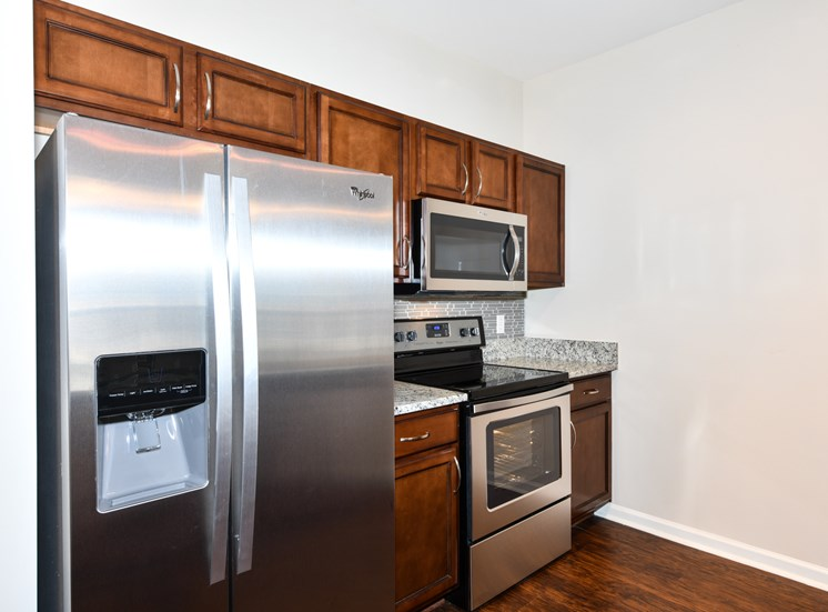 Stainless Steel Appliances at Sorelle