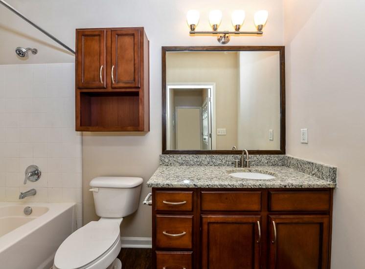 Bathroom with Bathtub at Sorelle