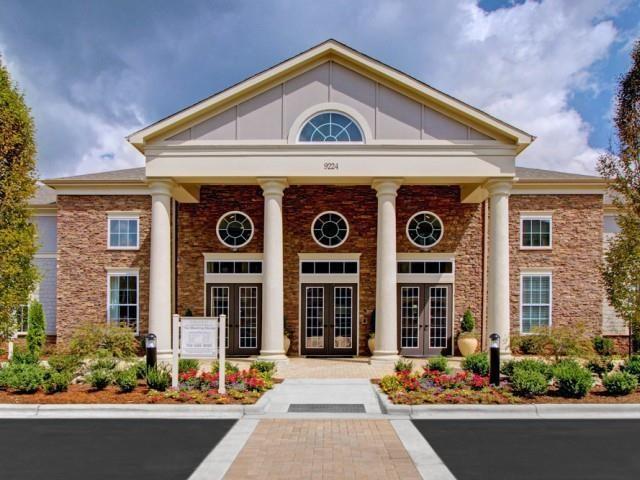 Solid Concrete Construction at Alexander Village, Charlotte, 28262