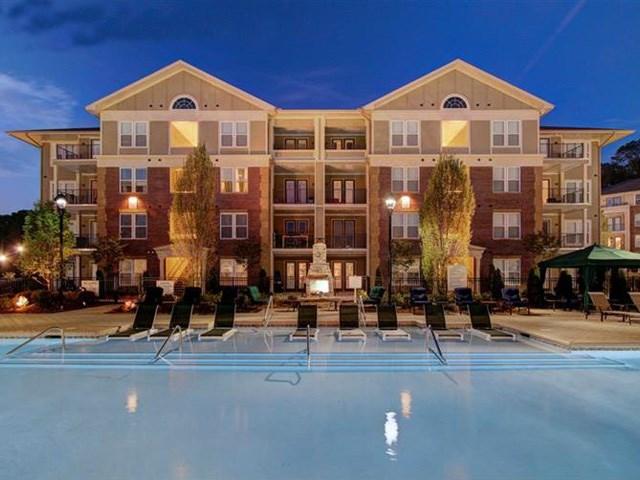Renovated Building Featuring Pool at Alexander Village, North Carolina, 28262