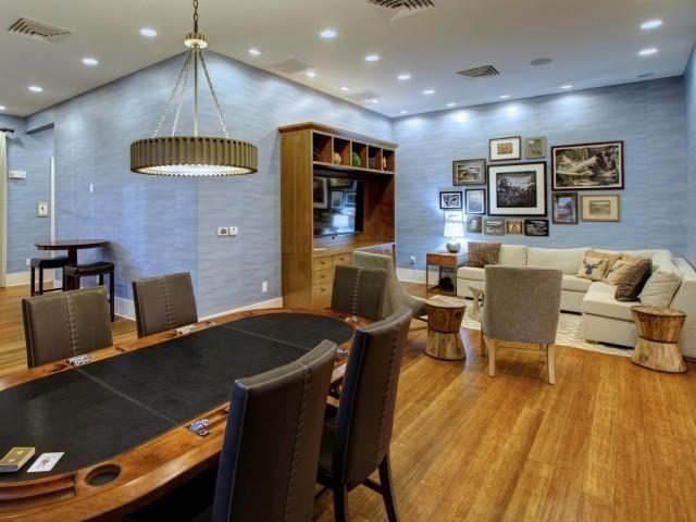 Game Lounge at Alexander Village, Charlotte, 28262