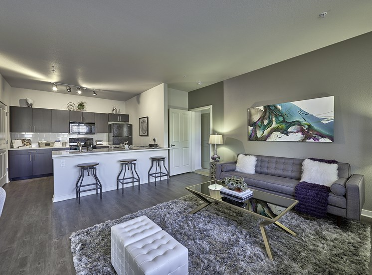 Open Floor Plan at Carrick Bend, Northglenn, CO