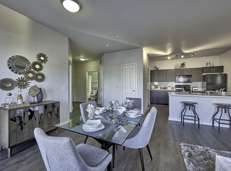 Defined Dining Space at Carrick Bend, Northglenn, 80233