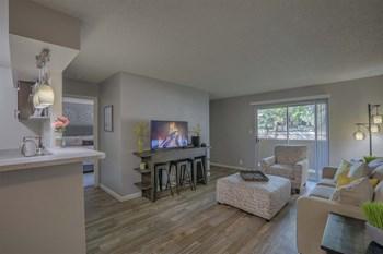 4610 Eubank Boulevard NE Studio-2 Beds Apartment for Rent Photo Gallery 1