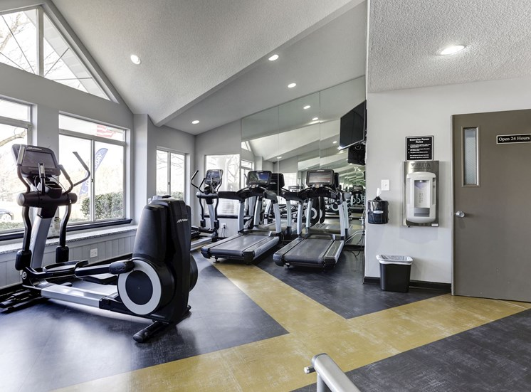 Professional Grade Fitness Center at Arborview at Riverside and Liriope, Belcamp