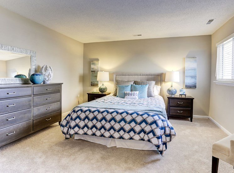 Apartments for Rent in Belcamp MD - Arborview at Riverside and Liriope Bedroom