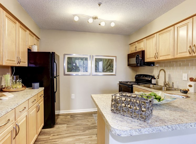 Belcamp MD Apartments for Rent - Arborview at Riverside and Liriope Kitchen