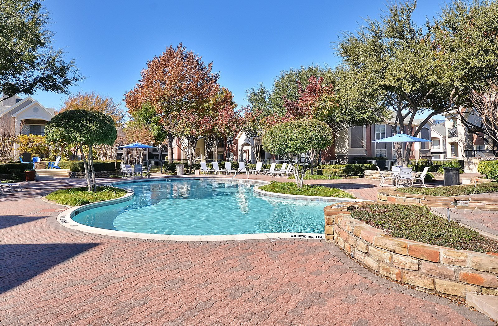 Carrington Park Apartments In Plano Tx