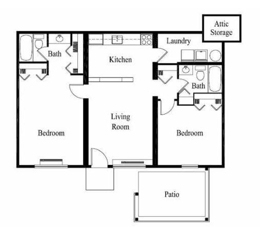 The Master Suite Plus Floor Plan 3