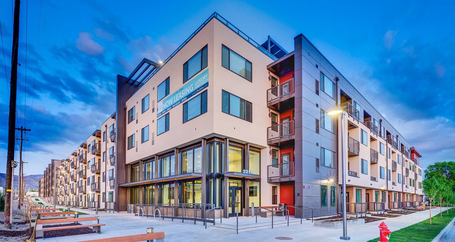 The Zeller | Apartments in Salt Lake City, UT