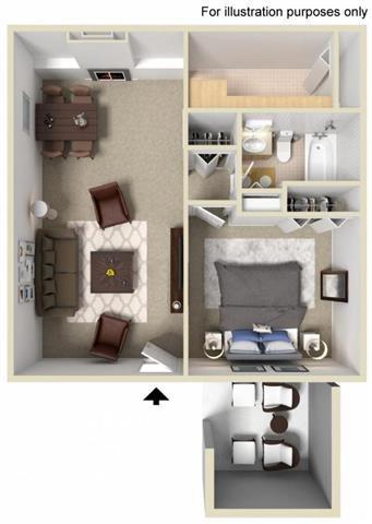 The Linden Floor Plan 2