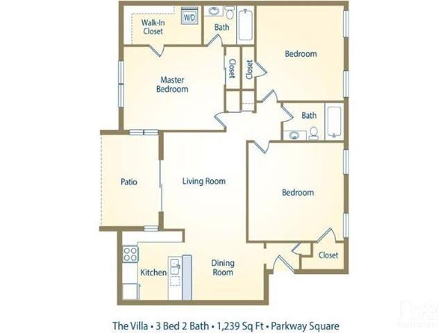 The Villa Floor Plan 6