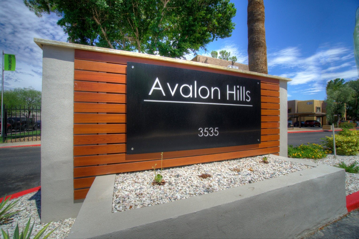 at Avalon Hills Apartments in Phoenix AZ