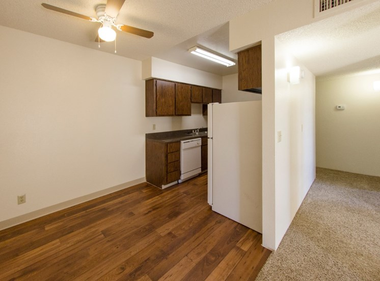 Dining Area at Canyon Heights Apartments in Tucson, AZ