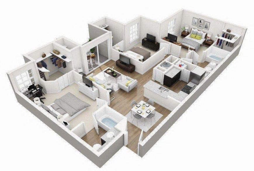 C2A Floor Plan 5
