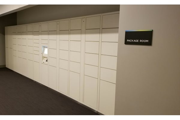 Parcel Pending Package Lockers