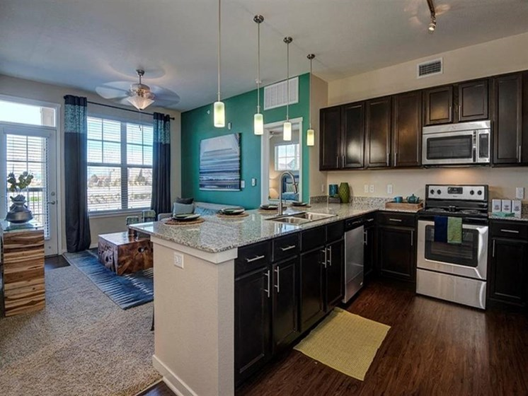 model kitchen stainless steel appliances with black cabinets