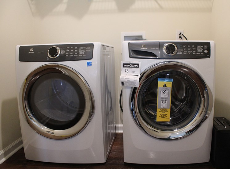 Full Size New Washer and Dryer