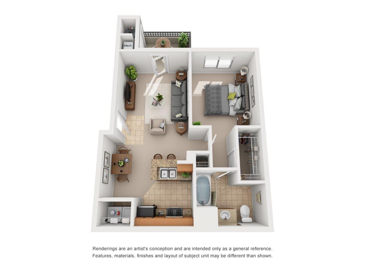 Palms Floor Plan 2
