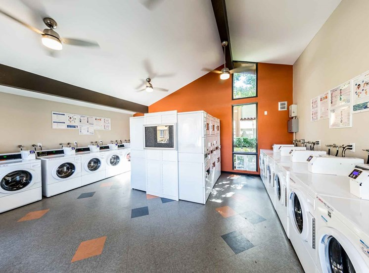Laundry Room | Casa Grande Apartment Homes in Cypress CA