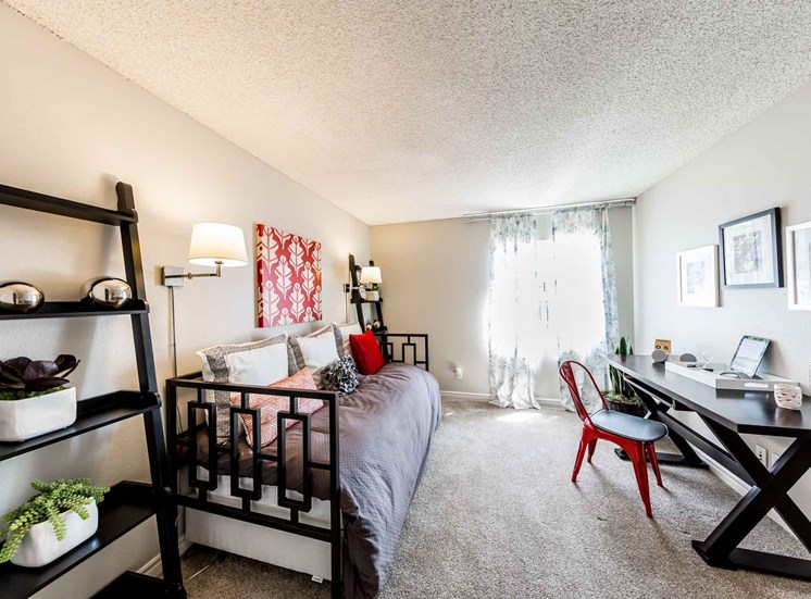Bedroom | Casa Grande Apartment Homes in Cypress CA