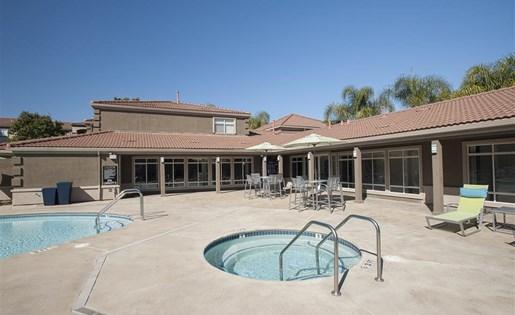 Spa at Bella Vista Apartments in Elk Grove CA