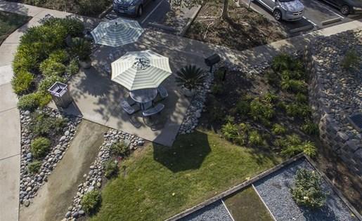 Picnic aerial photo at Bella Vista Apartments in Elk Grove CA