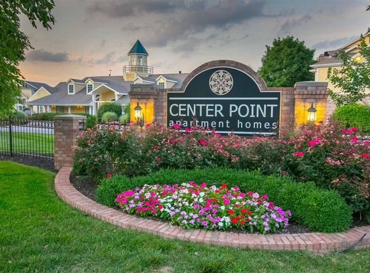 Welcome home to Center Point Apartments in Indianapolis, IN