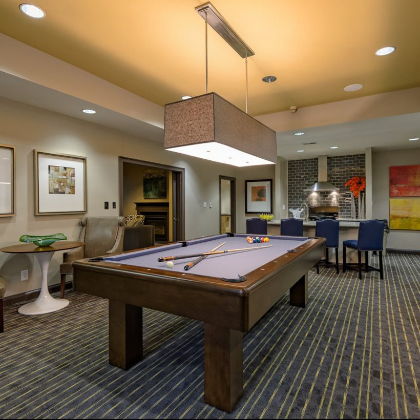 The Prato At Midtown Apartments Apartments In Atlanta GA - Pool table rental atlanta