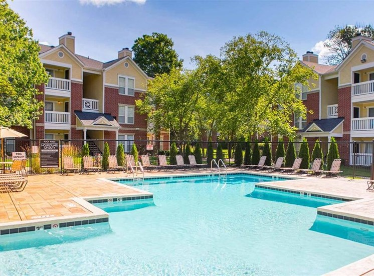 Poolside Wi-Fi at Residence at White River Apartments in Indianapolis, IN