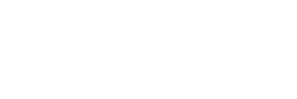 Logo at The Residence at White River Apartments in Indianapolis, IN