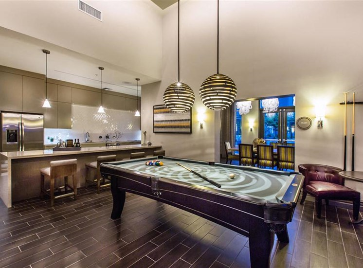 Billiards table in San Jose CA