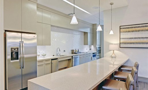 Resident kitchen in San Jose CA