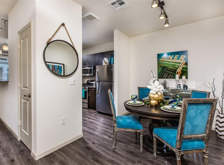 Dining room in San Jose CA