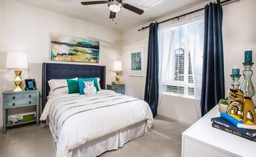 Bedroom in San Jose CA